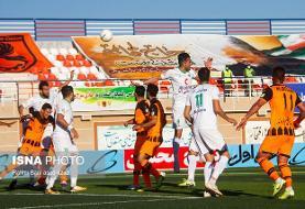 جریمه مس رفسنجان به علت ورود غیرمجاز هواداران به ورزشگاه