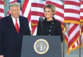 ترامپ برای بایدن در کاخ سفید یک نامه گذاشت