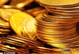 قیمت طلا و سکه در بازار آزاد اول بهمن ماه