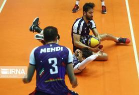 حکم قضایی برای لغو یک مسابقه لیگ برتر والیبال ایران
