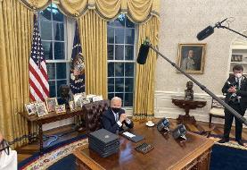 جو بایدن سه فرمان اجرایی امضا کرد؛ بازگشت آمریکا به معاهده  اقلیمی پاریس