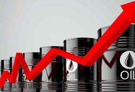قیمت نفت به بالای ۵۶ دلار رسید