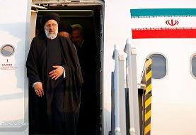 رئیس دستگاه قضا وارد استان سمنان شد