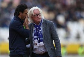 شفر به جای کالدرون سرمربی باشگاه قطری شد