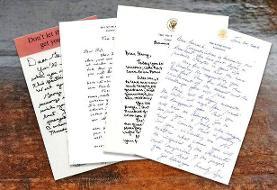نامه لحظه آخری ترامپ به بایدن | یادداشتی که در کاخ سفید جا ماند