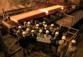 فولاد مبارکه بزرگترین تولیدکننده آهن اسفنجی در جهان
