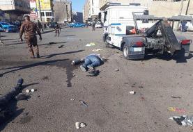 انفجار انتحاری در مرکز بغداد؛ ۸ کشته و ۱۵ زخمی