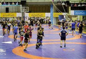 دورخیز تیم ۱۳ نفره «بنا» برای قهرمانی آسیا و گزینشی المپیک