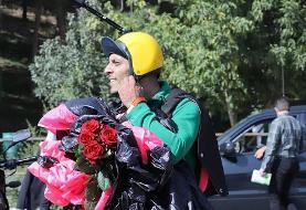 عکس: سقوط و مرگ تلخ چترباز مشهور در شهرک اکباتان به دلیل باز نشدن چترش
