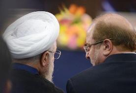 واکنش توییتری قالیباف خطاب به روحانی: از اینکه مجلس میخواهد بودجه و عواید نور چشمی ها را به نفع ...