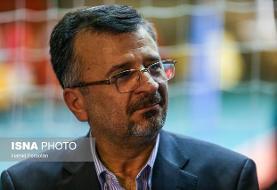 بازدید فراکسیون ورزش مجلس از فدراسیون والیبال