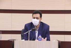 ارائه خدمات بهداشتی به مراکز نگهداری معتادان متجاهر ری برای مقابله با کرونا
