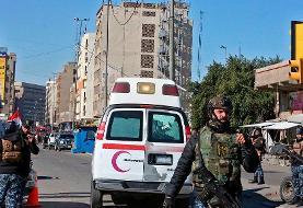 انفجارهای انتحاری در بغداد بیش از ۳۰ نفر را کشت