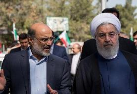 دولت ایران به دنبال 'برخورد حقوقی' با صداوسیما برای 'توهین' به روحانی