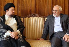 ورود ظریف یا حسن خمینی به انتخابات ۱۴۰۰؛ نگرانی این روزهای اصولگرایان؟