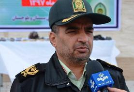 عامل شهادت مامور ناجا دستگیر شد