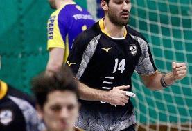 چهارمین ملیپوش هندبال ایران جذب بوزائو رومانی شد