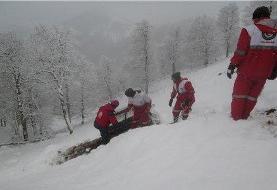 امدادرسانی به حدود ۵۰۰۰ آسیبدیده ناشی از برف و کولاک طی سه روز گذشته