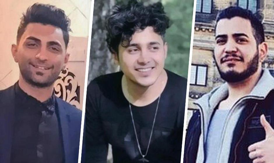 تعیین زمان جلسه رسیدگی به پرونده سه معترض محکوم به اعدام آبان ۹۸