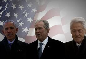 پیام روسای جمهور قبلی آمریکا به جو بایدن