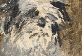 حراج یک تابلو از ادوارد مانه که هرگز دیده نشده بود