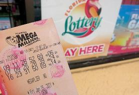 برنده خوش شانس بلیت بختآزمایی ۱ میلیارد دلاری را برد