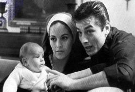 واکنش آلن دلون به درگذشت همسر سابقش: ناتالی بخشی از زندگیام بود (+عکس)