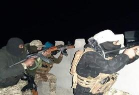 کشته شدن ۱۱ نیروی الحشد الشعبی در درگیری با داعش