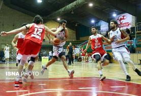 شورا حریف نفت آبادانیها نشد/ هشتمین برد شاگردان سامری در لیگ بسکتبال