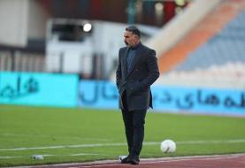فکری: برای کمک به نفت مسجد سلیمان آمدهام/ الان همهچیز در استقلال گل و بلبل شده است!