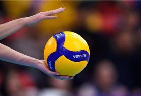 لیگ ملتهای والیبال متمرکز برگزار میشود
