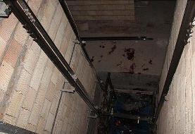 جانباختن مرد جوان در پی سقوط به چاله آسانسور در پاسداران