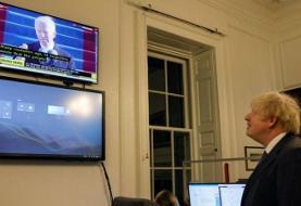 اولین گفتگوی تلفنی بوریس جانسون و جو بایدن درباره ایران