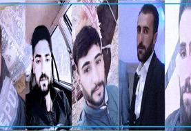 گرفتار شدن ۵ کولبر زیر بهمن در مرز ارومیه | تصاویر کولبران گمشده را ببینید