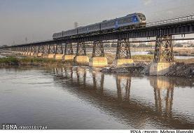 بررسی پیشرفتهای اخیر در مهندسی راه آهن