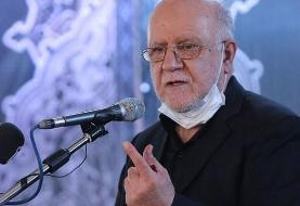 زنگنه: دشمنان نتوانستند مانع صادرات نفت ایران شوند
