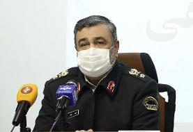 فرمانده ناجا: خودروی نماینده مجلس مجوز تردد درخط ویژه ندارد