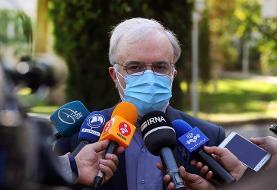 نمکی: رهبر انقلاب منعی در استفاده از واکسن خارجی نداشتند