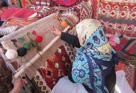 اندج الموت روستای ملی صنایع دستی میشود