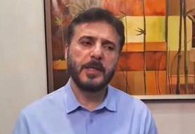 ویدئو | عذرخواهی سیدجواد هاشمی از حضور در یک پروژه تبلیغاتی