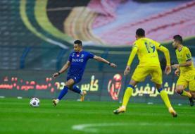محرومیت الهلال عربستان از لیگ قهرمانان آسیا منتفی است!