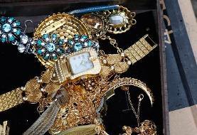 سرقت مسلحانه از یک طلا فروشی در یزد
