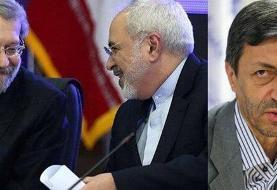 لاریجانی، ظریف و فتاح از گزینههای مطرح در انتخابات ریاست جمهوری