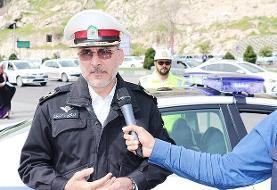 پلیس: مستندات برخورد نماینده با سرباز راهور را داریم