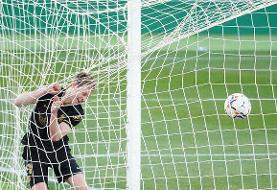 پیروزی بارسلونا در نبود مسی