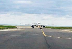 آمادگی فرودگاه خرمآباد برای پروازهای عتبات عالیات