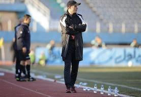 گلمحمدی: رسولپناه مانند بولدوزر از روی تیم رد شد و رفتنش دردی را دوا نمیکند