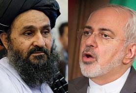 هیات بلندپایه طالبان به ایران سفر کرد