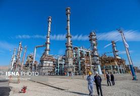 صرفه جویی ارزی ۴۰۰ میلیون یورویی با بومی سازی مخازن میعانات گازی