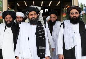 سفر هیات سیاسی طالبان به تهران